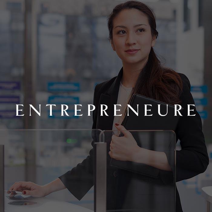 Entrepreneure - FR